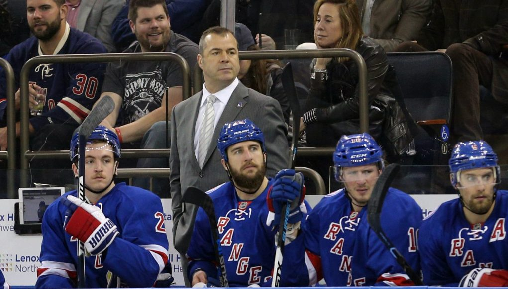 New York Rangers' Alain Vigneault: Wrong Man For the Job Who Can Still Win the Cup