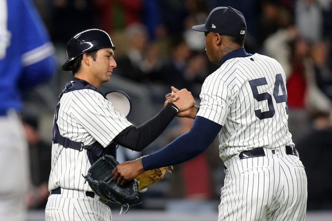 New York Yankees Bomber Buzz 5/4/17: Yanks Off To Best Start Since 2011