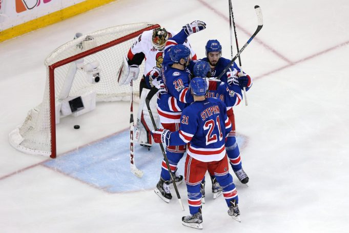New York Rangers: A Modern Day Jekyll and Hyde Case