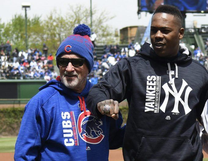 New York Yankees: Aroldis Chapman Gets Well-Deserved WS Ring