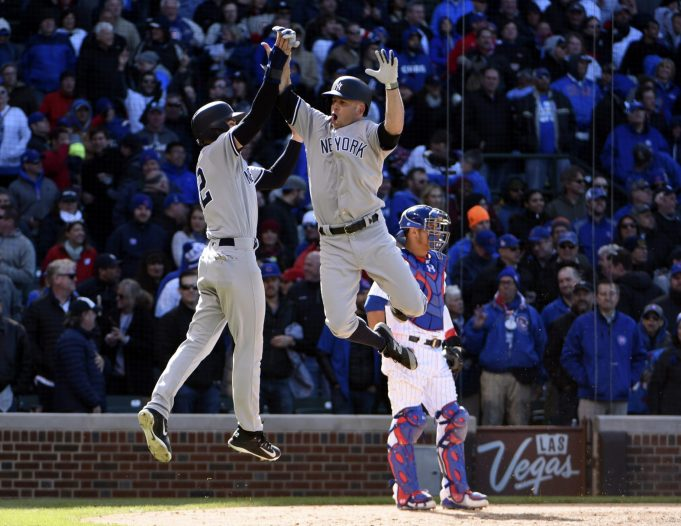 The New York Yankees Youth Movement Is Revitalizing Brett Gardner 2
