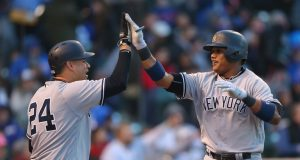 New York Yankees Pounce Early To Rout Chicago Cubs (Highlights)