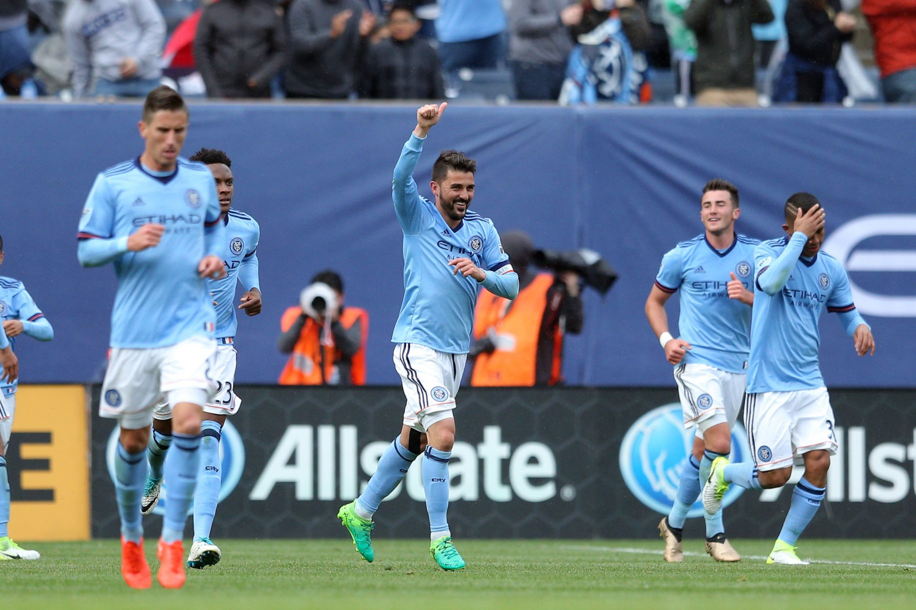 NYCFC Defeat Atlanta to Claim Consecutive Victories for First Time this Season (Highlights)