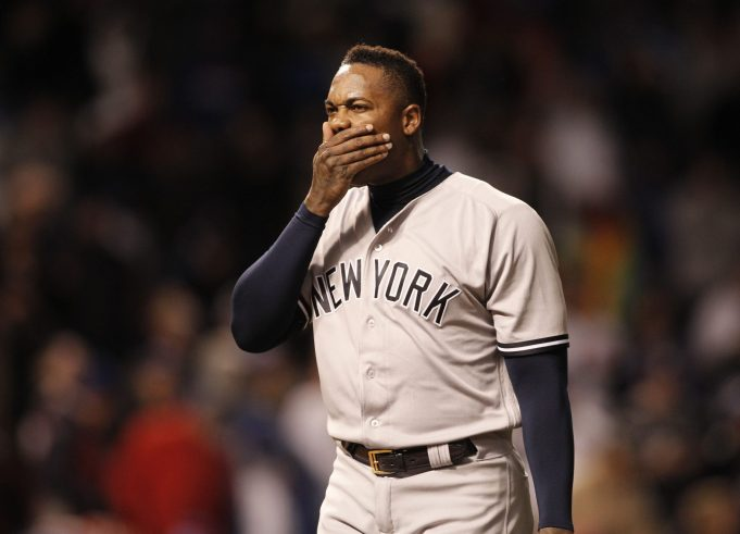 Yankees Closer Aroldis Chapman Heads to DL Only a Month Into the Season 3