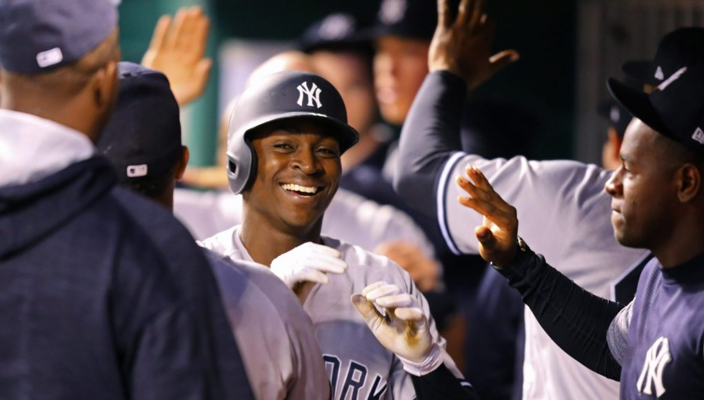 New York Yankees Shake Off Sleep Deprivation to Top Reds (Highlights)