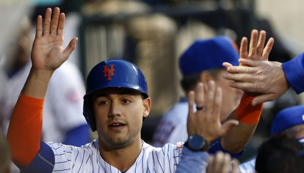 Michael Conforto Out of the New York Mets Lineup Until Friday