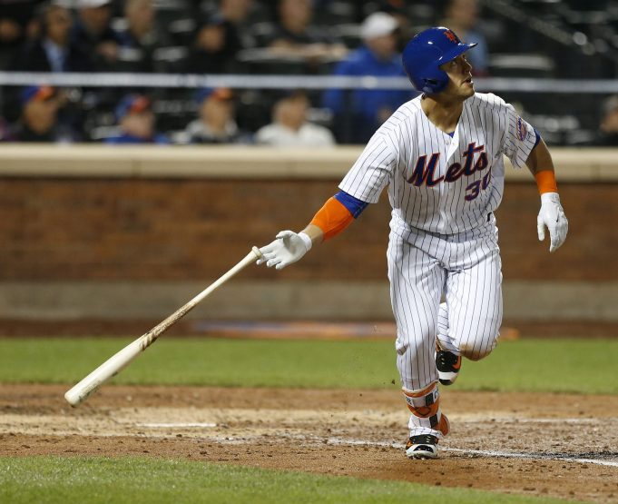 Michael Conforto Leads New York Mets' Surge in NL East 2