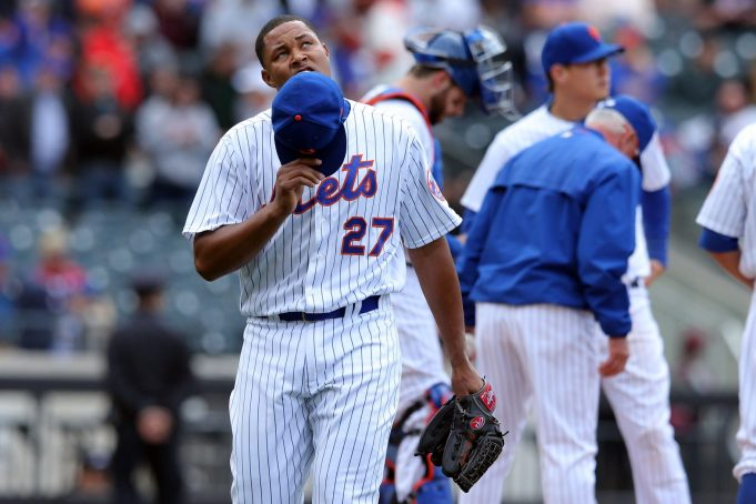 New York Mets' Jeurys Familia Undergoes Surgery; Out For Months, Possibly Season