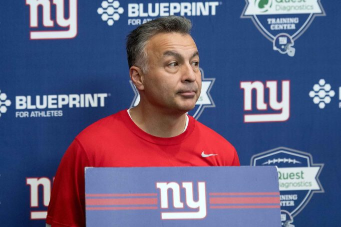 The New York Giants Aren't Too Concerned About Their Offensive Line 2