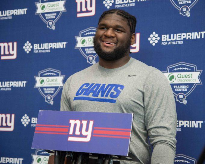 New York Giants' Dalvin Tomlinson Will Make an Immediate, Nasty Impact for Defense