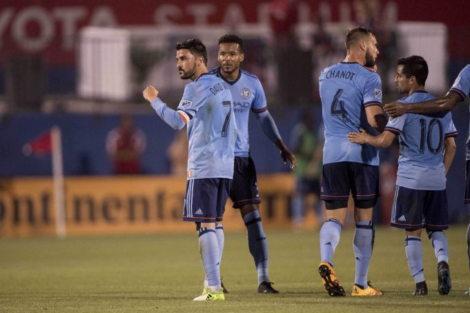 New York City FC Fight Back To Earn a Point in Dallas (Highlights)