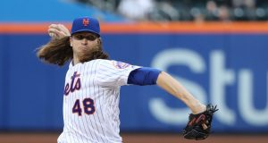 New York Mets Stop the Bleeding Behind Jacob deGrom, 3-0, Over Angels (Highlights)