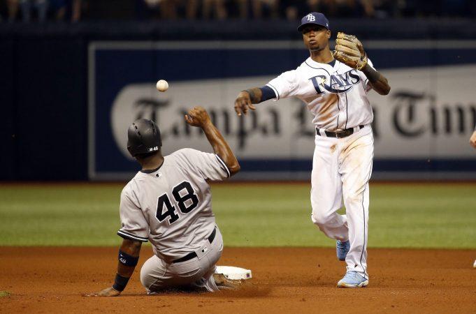 New York Yankees Bullpen Struggles As Rays Take Opener (Highlights)