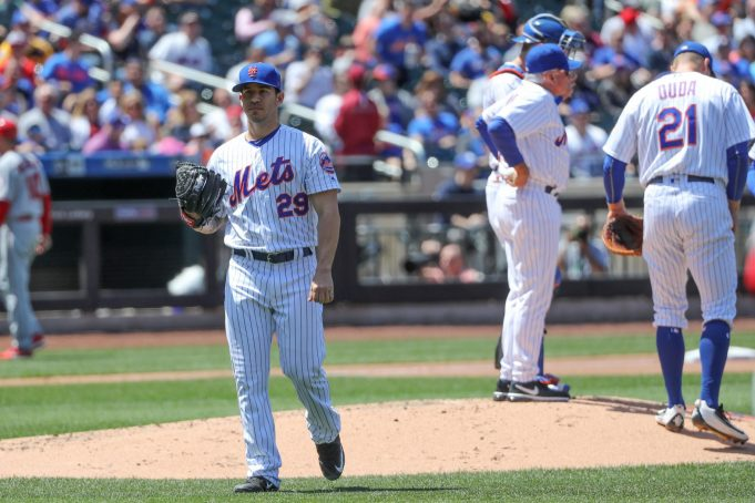 New York Mets Amazin' News, 5/22/17: 2-of-3, Another Setback for David Wright