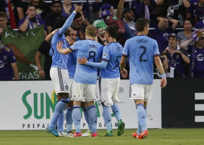New York City FC Aim to Close Gap on Toronto With Victory at Atlanta