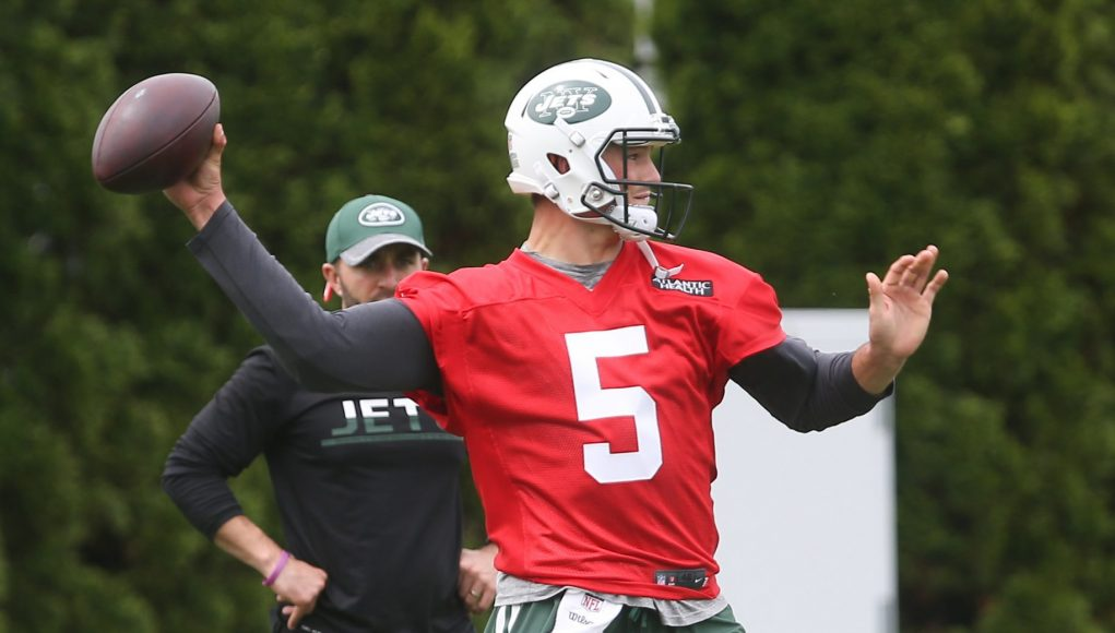 What If Christian Hackenberg Is the New York Jets Savior?
