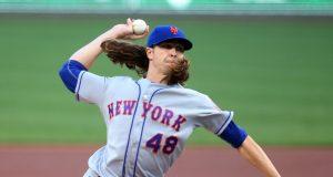 New York Mets Amazin' News, 5/27/17: Jacob deGrom's Gem, Yoenis Cespedes Hitless
