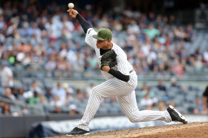 Dellin Betances Is Sending The New York Yankees President To Space