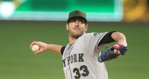 Matt Harvey Stars in New York Mets 7-2 Victory in Pittsburgh