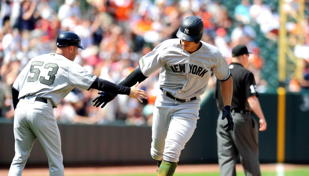 New York Yankees: Aaron Judge Is On Pace To Win The MVP 1