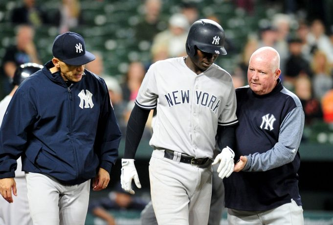 New York Yankees: Didi Gregorius Not Worried About Hand Injury