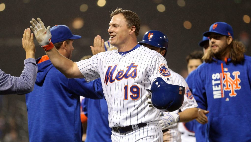 A Jay Bruce Walk-Off: New York Mets Defeat Milwaukee Brewers in Extras (Highlights) 2
