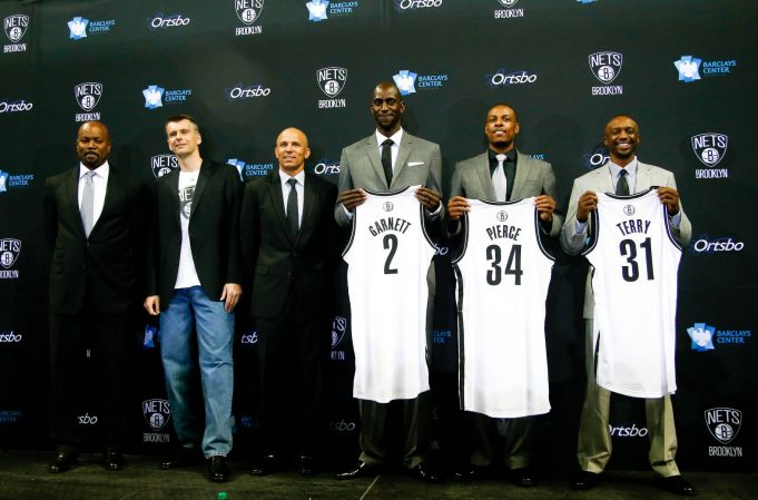 NBA Draft Lottery: Pathetic Brooklyn Nets Are on the Outside Looking In