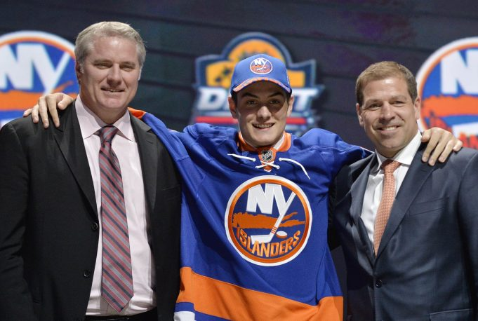 The New York Islanders must look to improve offensive depth this offseason 1