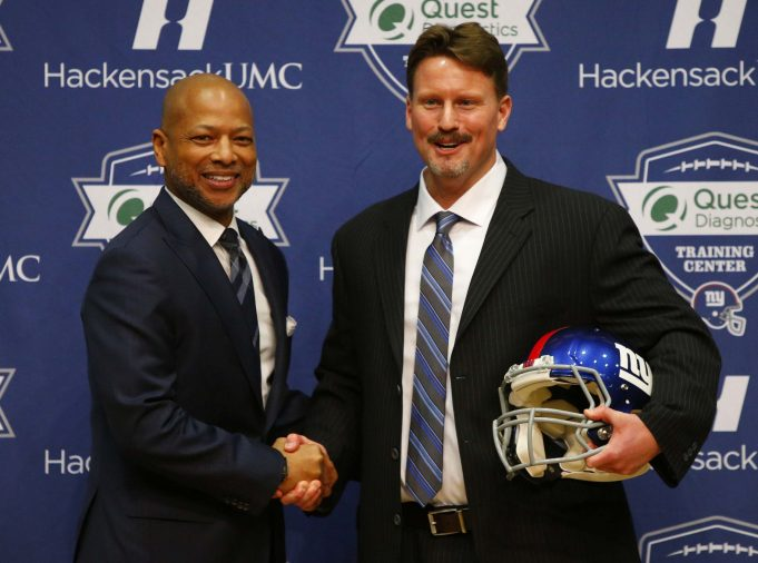 New York Giants: Reviewing and Ranking the 2016 Free Agent Signings 1