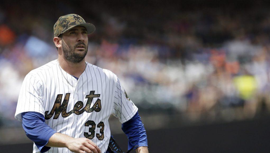 New York Mets: Matt Harvey Likely to Start Friday Following Suspension 2