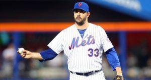 New York Mets' Matt Harvey Suspended By Club for 3 Days, Adam Wilk to Start