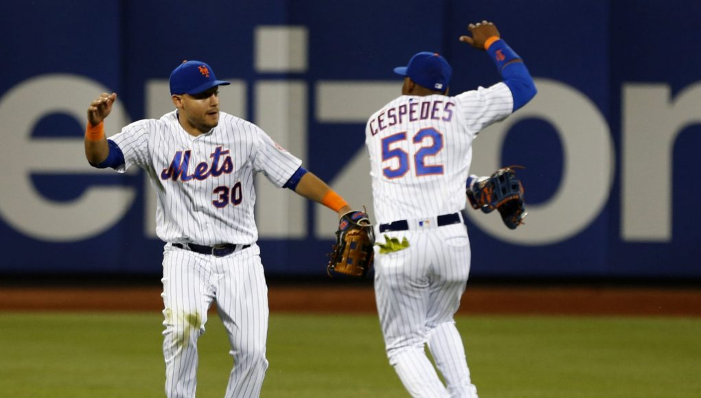 The New York Mets Lineup Will Be Lethal With Yoenis Cespedes Back and Michael Conforto 3rd 2