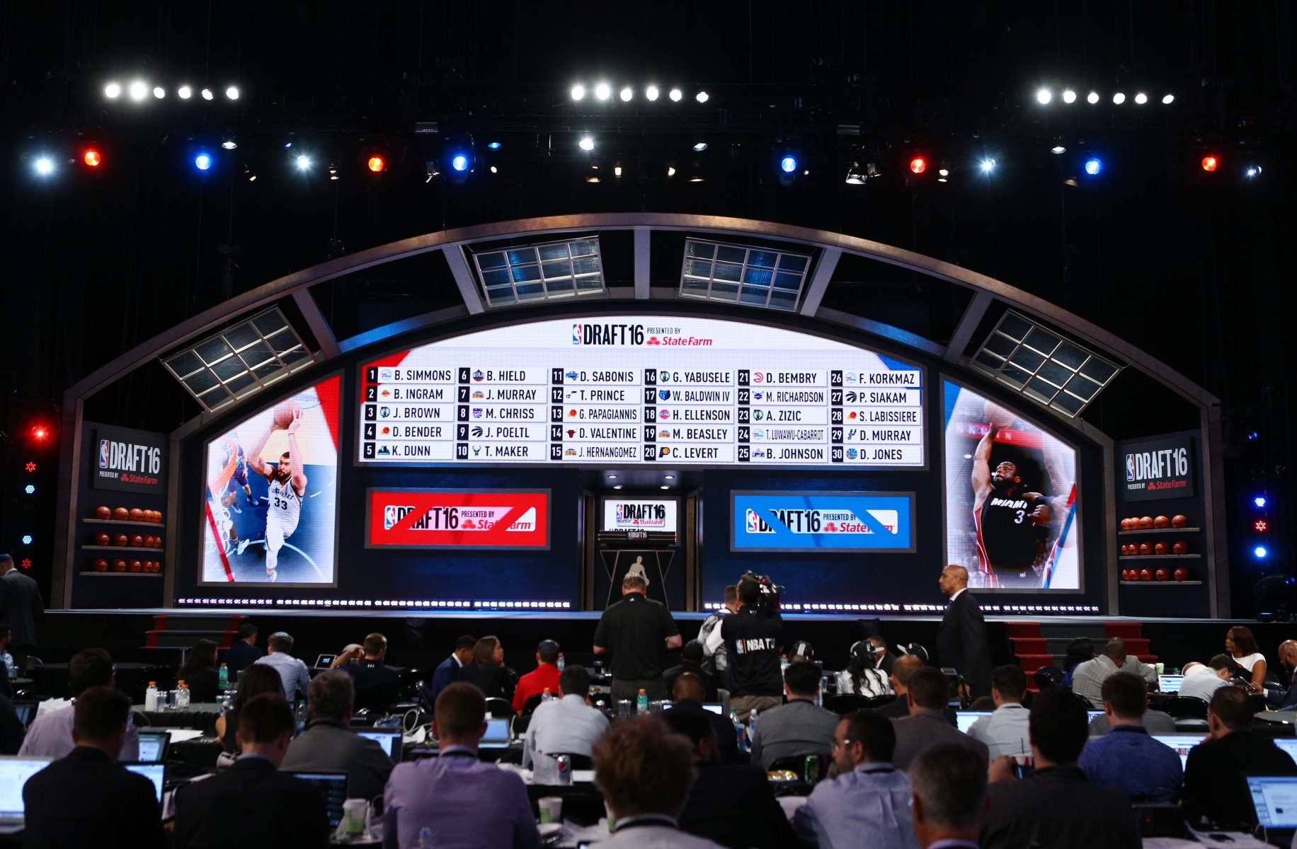 New York Knicks: Takeaways From Phil Jackson's Past NBA Drafts 1