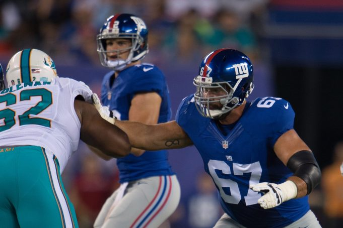 New York Giants: O-Line Anchor Justin Pugh Poised For a Big Payday