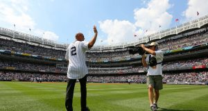 Derek Jeter's Jersey Retirement Officially Caps a New York Yankees Era 2