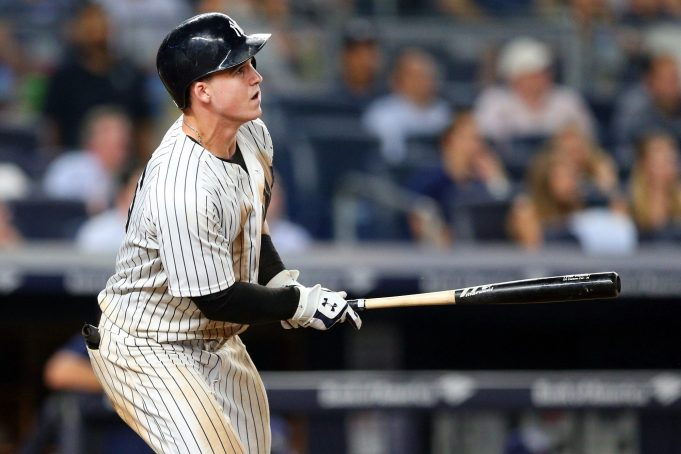 New York Yankees: Tyler Austin Takes First Step Toward Return