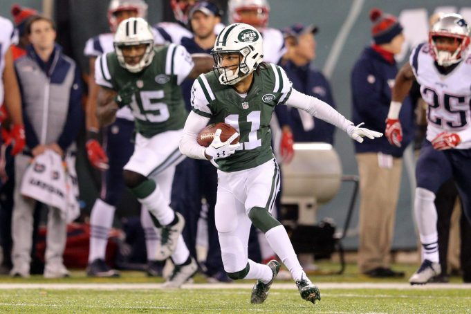 New York Jets Wide Receiver Robby Anderson Arrested In Miami