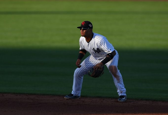New York Yankees Promote Gleyber Torres To Triple-A (Report)