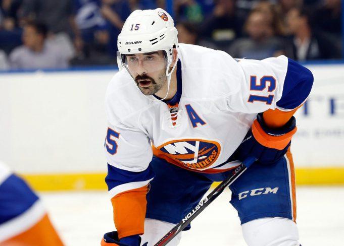 New York Islanders Season Review: Cal Clutterbuck 1