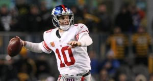 Despite O-Line Stature, Eli Manning Must Produce If New York Giants Crave Super Bowl 1