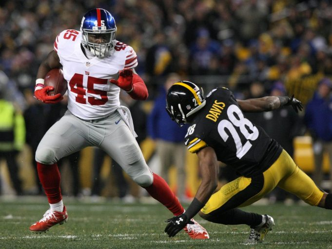 New York Giants Will Tye And Jerell Adams Roster Spots Are In Jeopardy