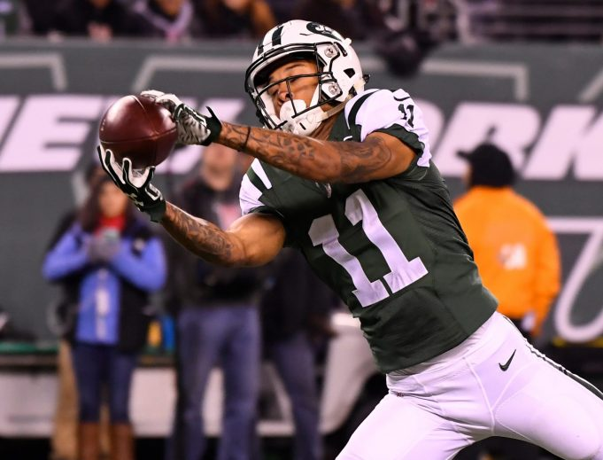 New York Jets: Robby Anderson Trouble Opens Up Door for Others