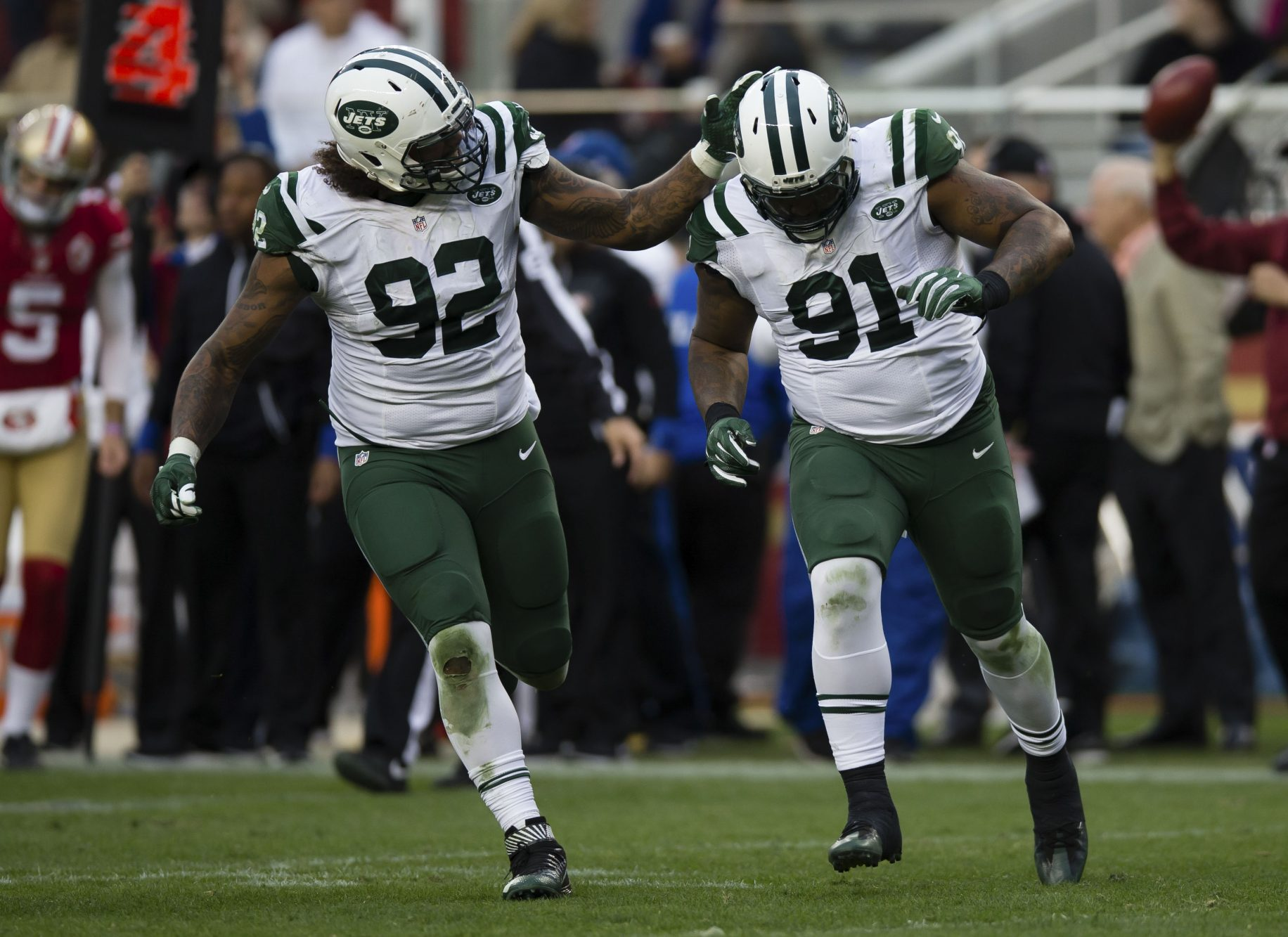 New York Jets Defense is Awful When Muhammad Wilkerson Sheldon