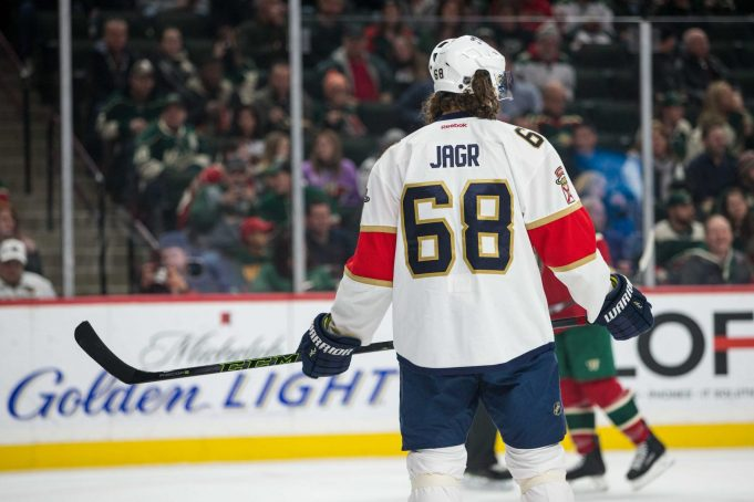 Signing Jaromir Jagr Can Be a Low Risk, High Reward Move for the New York Rangers