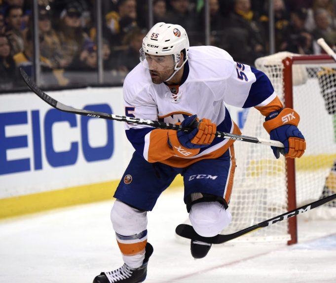 New York Islanders Season Review: Johnny Boychuk 1