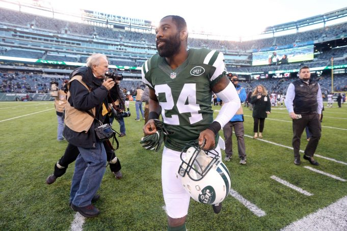 New York Jets: Former CB Darrelle Revis Won't be Punished by NFL for Pittsburgh Incident