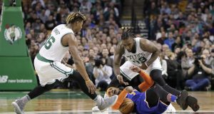 New York Knicks, Boston Celtics: 2 Teams, 2 Very Different Active Situations