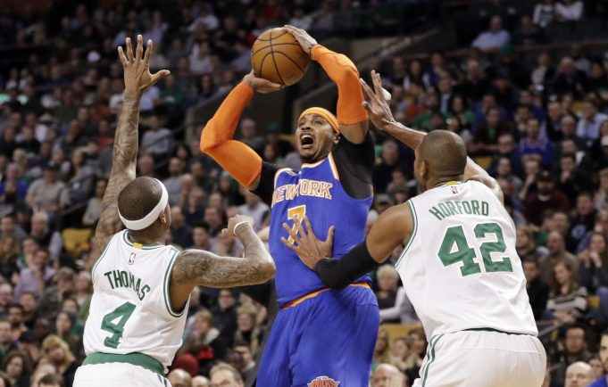 The Boston Celtics Need a Superstar: Paging Carmelo Anthony 2