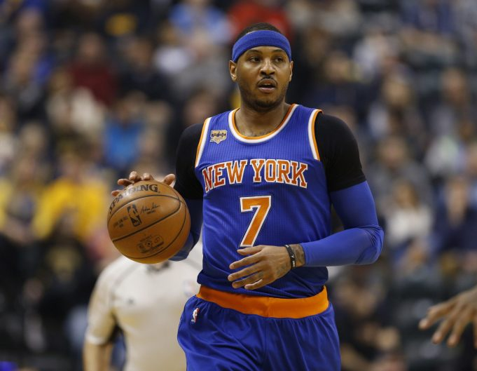 New York Knicks: Carmelo Anthony Could Be Used To Acquire Another 1st Round Pick 2