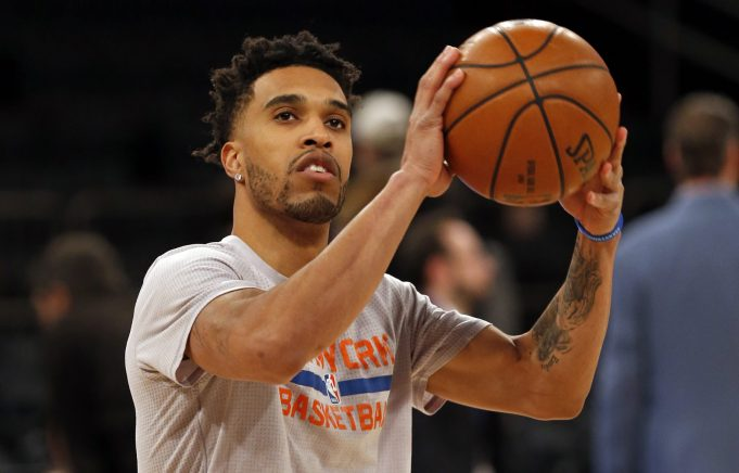 Despite His 'Three and D' Skill Set, the New York Knicks Should Shop Courtney Lee 2